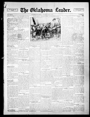 Primary view of object titled 'The Oklahoma Leader. (Guthrie, Okla.), Vol. 24, No. 17, Ed. 1 Thursday, May 7, 1914'.