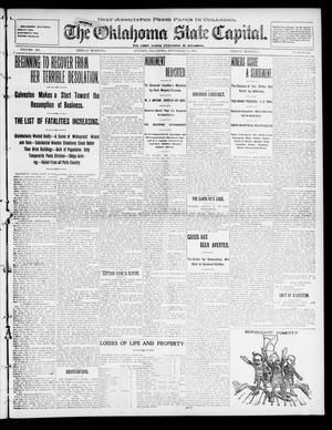 Primary view of The Oklahoma State Capital. (Guthrie, Okla.), Vol. 12, No. 125, Ed. 1 Friday, September 14, 1900