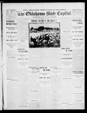 Primary view of object titled 'The Oklahoma State Capital. (Guthrie, Okla.), Vol. 13, No. 359, Ed. 1 Sunday, June 22, 1902'.