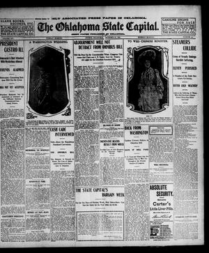 Primary view of object titled 'The Oklahoma State Capital. (Guthrie, Okla.), Vol. 14, No. 205, Ed. 1 Tuesday, December 23, 1902'.