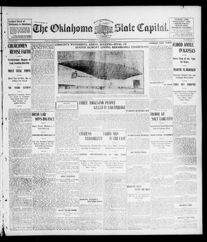 Primary view of object titled 'The Oklahoma State Capital. (Guthrie, Okla.), Vol. 15, No. 29, Ed. 1 Friday, May 29, 1903'.