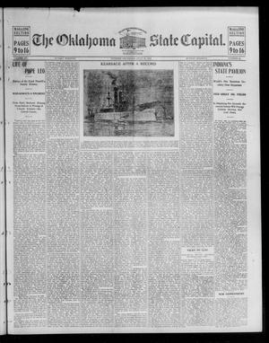 Primary view of object titled 'The Oklahoma State Capital. (Guthrie, Okla.), Vol. 15, No. 78, Ed. 2 Sunday, July 26, 1903'.