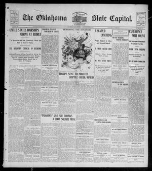 Primary view of object titled 'The Oklahoma State Capital. (Guthrie, Okla.), Vol. 15, No. 113, Ed. 1 Saturday, September 5, 1903'.