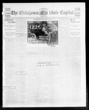 Primary view of The Oklahoma State Capital. (Guthrie, Okla.), Vol. 15, No. 162, Ed. 2 Sunday, November 1, 1903