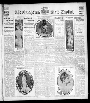 Primary view of object titled 'The Oklahoma State Capital. (Guthrie, Okla.), Vol. 15, No. 262, Ed. 2 Sunday, February 28, 1904'.