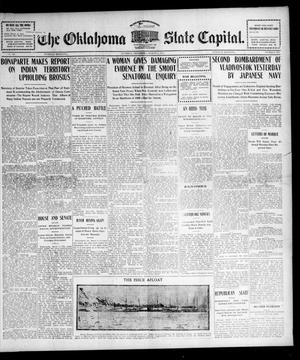 Primary view of object titled 'The Oklahoma State Capital. (Guthrie, Okla.), Vol. 15, No. 269, Ed. 1 Tuesday, March 8, 1904'.