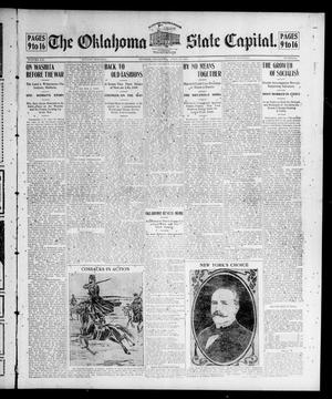 Primary view of object titled 'The Oklahoma State Capital. (Guthrie, Okla.), Vol. 16, No. 3, Ed. 1 Sunday, April 24, 1904'.