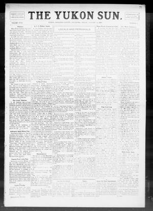 Primary view of object titled 'The Yukon Sun. (Yukon, Okla.), Vol. 19, No. 4, Ed. 1 Friday, January 28, 1910'.