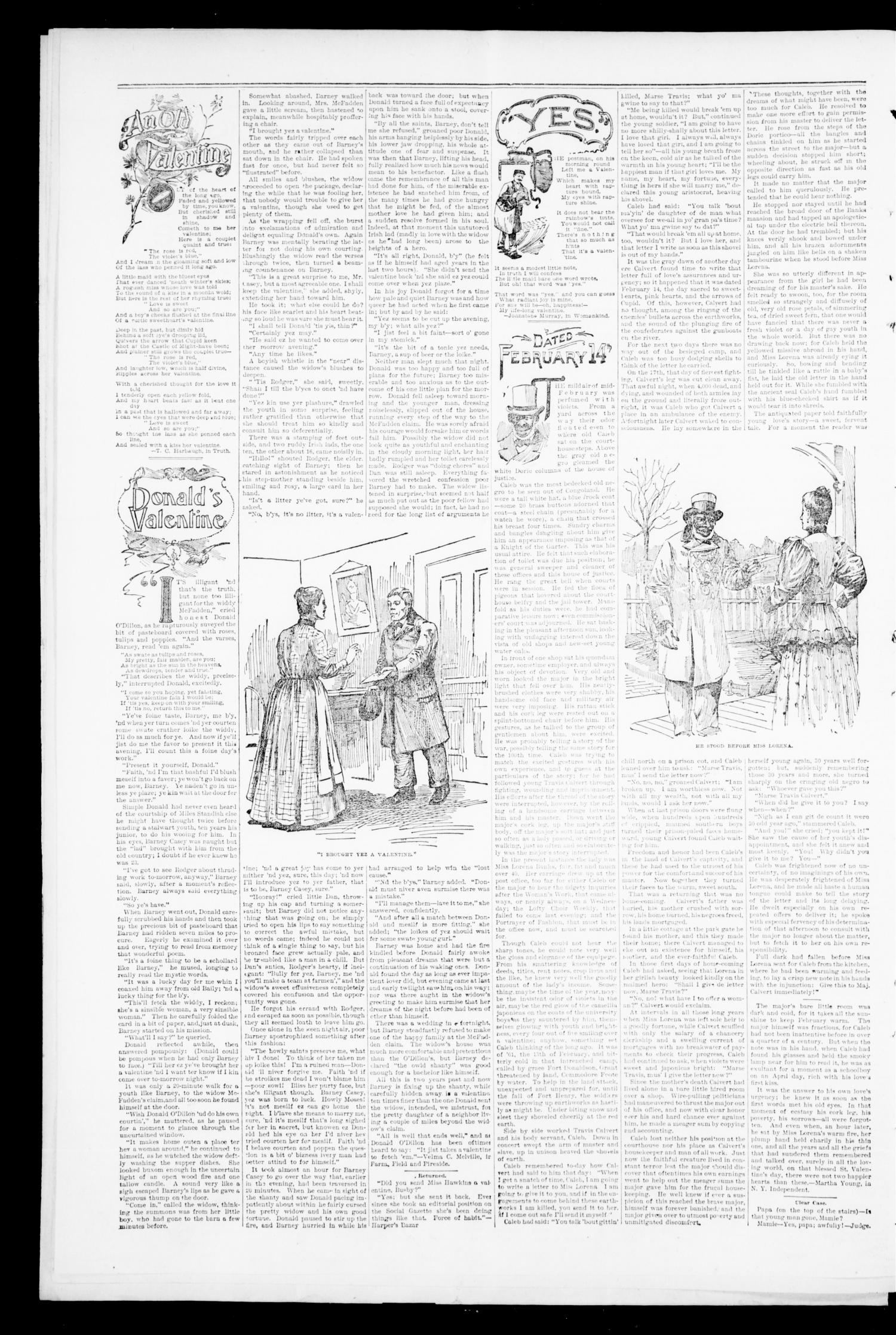 Perry Enterprise-Times. (Perry, Okla.), Vol. 2, No. 24, Ed. 1 Thursday, February 13, 1896                                                                                                      [Sequence #]: 2 of 8