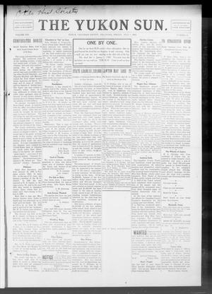 Primary view of object titled 'The Yukon Sun. (Yukon, Okla.), Vol. 16, No. 27, Ed. 1 Friday, July 3, 1908'.