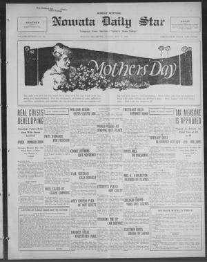Primary view of Nowata Daily Star (Nowata, Okla.), Vol. 15, No. 253, Ed. 1 Sunday, May 11, 1924