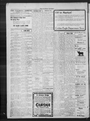 The Talihina Tribune (Talihina, Okla ), Vol  14, No  43, Ed
