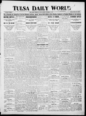 Primary view of object titled 'Tulsa Daily World (Tulsa, Indian Terr.), Vol. 2, No. 54, Ed. 1 Sunday, November 18, 1906'.