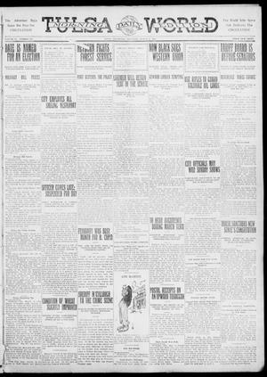 Primary view of object titled 'Tulsa Daily World (Tulsa, Okla.), Vol. 6, No. 140, Ed. 1 Thursday, March 2, 1911'.