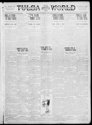 Primary view of object titled 'Tulsa Daily World (Tulsa, Okla.), Vol. 6, No. 141, Ed. 1 Friday, March 3, 1911'.