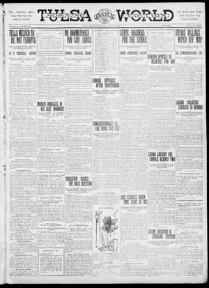 Primary view of object titled 'Tulsa Daily World (Tulsa, Okla.), Vol. 6, No. 147, Ed. 1 Friday, March 10, 1911'.