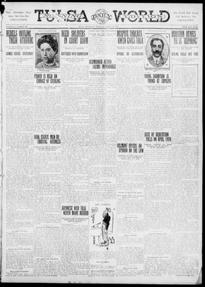 Primary view of object titled 'Tulsa Daily World (Tulsa, Okla.), Vol. 6, No. 158, Ed. 1 Thursday, March 23, 1911'.