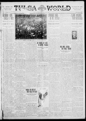 Primary view of object titled 'Tulsa Daily World (Tulsa, Okla.), Vol. 6, No. 169, Ed. 1 Wednesday, April 5, 1911'.