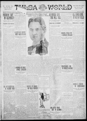 Primary view of object titled 'Tulsa Daily World (Tulsa, Okla.), Vol. 6, No. 189, Ed. 1 Friday, April 28, 1911'.