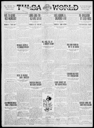 Primary view of object titled 'Tulsa Daily World (Tulsa, Okla.), Vol. 6, No. 220, Ed. 1 Thursday, June 1, 1911'.
