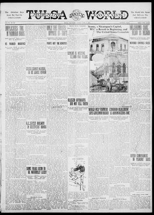 Primary view of object titled 'Tulsa Daily World (Tulsa, Okla.), Vol. 6, No. 223, Ed. 1 Sunday, June 4, 1911'.