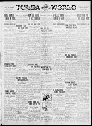 Primary view of object titled 'Tulsa Daily World (Tulsa, Okla.), Vol. 6, No. 224, Ed. 1 Tuesday, June 6, 1911'.