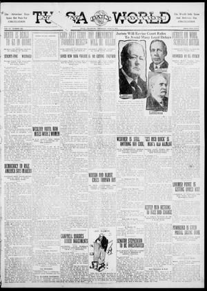 Primary view of object titled 'Tulsa Daily World (Tulsa, Okla.), Vol. 6, No. 226, Ed. 1 Thursday, June 8, 1911'.
