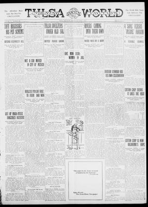 Primary view of object titled 'Tulsa Daily World (Tulsa, Okla.), Vol. 6, No. 249, Ed. 1 Wednesday, July 5, 1911'.