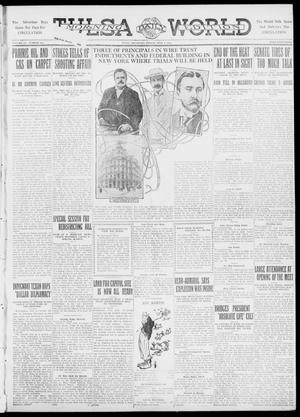 Primary view of object titled 'Tulsa Daily World (Tulsa, Okla.), Vol. 6, No. 251, Ed. 1 Friday, July 7, 1911'.