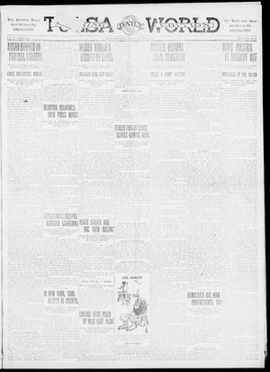 Primary view of object titled 'Tulsa Daily World (Tulsa, Okla.), Vol. 6, No. 294, Ed. 1 Friday, August 25, 1911'.