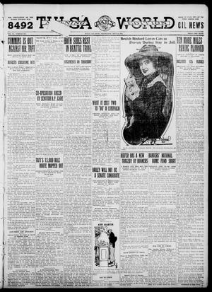 Primary view of object titled 'Tulsa Daily World (Tulsa, Okla.), Vol. 6, No. 304, Ed. 1 Wednesday, September 6, 1911'.