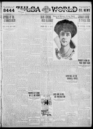 Primary view of object titled 'Tulsa Daily World (Tulsa, Okla.), Vol. 6, No. 306, Ed. 1 Friday, September 8, 1911'.