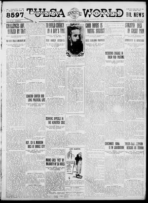 Primary view of object titled 'Tulsa Daily World (Tulsa, Okla.), Vol. 7, No. 2, Ed. 1 Tuesday, September 19, 1911'.