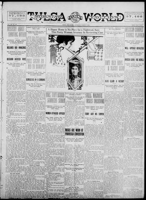 Primary view of object titled 'Tulsa Daily World (Tulsa, Okla.), Vol. 7, No. 147, Ed. 1 Thursday, March 7, 1912'.