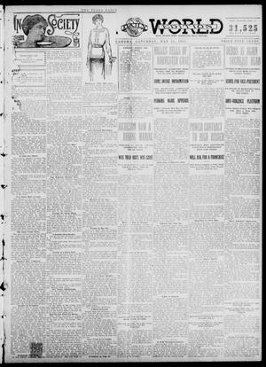 Primary view of object titled 'Tulsa Daily World (Tulsa, Okla.), Vol. 7, No. 209, Ed. 1 Saturday, May 18, 1912'.