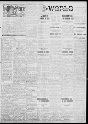 Primary view of object titled 'Tulsa Daily World (Tulsa, Okla.), Vol. 7, No. 210, Ed. 1 Sunday, May 19, 1912'.