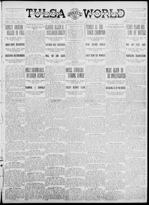 Primary view of object titled 'Tulsa Daily World (Tulsa, Okla.), Vol. 7, No. 222, Ed. 1 Sunday, June 2, 1912'.