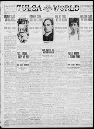 Primary view of object titled 'Tulsa Daily World (Tulsa, Okla.), Vol. 8, No. 89, Ed. 1 Friday, December 27, 1912'.