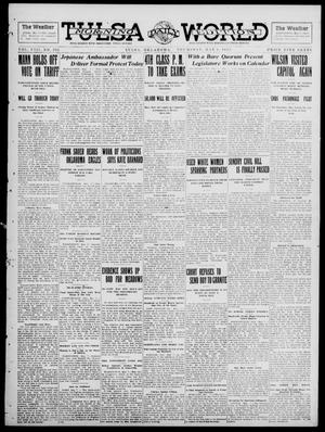 Primary view of object titled 'Tulsa Daily World (Tulsa, Okla.), Vol. 8, No. 201, Ed. 1 Thursday, May 8, 1913'.