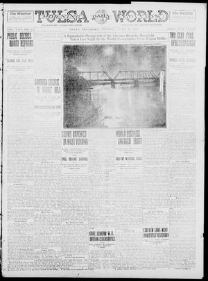 Primary view of object titled 'Tulsa Daily World (Tulsa, Okla.), Vol. 8, No. 235, Ed. 1 Tuesday, June 17, 1913'.