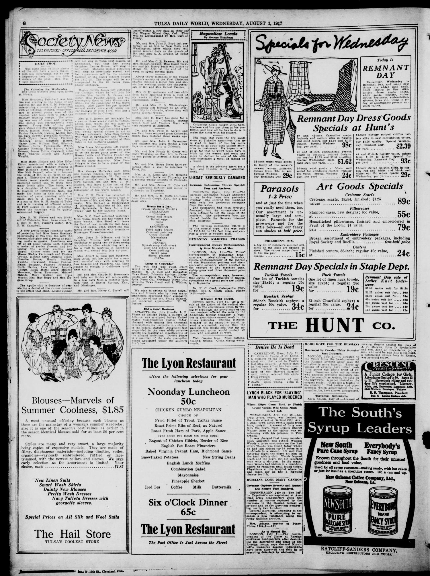 The most unusual newspapers 87