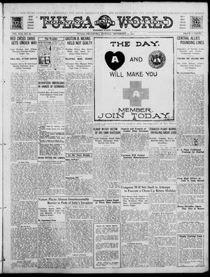 Primary view of object titled 'Tulsa Daily World (Tulsa, Okla.), Vol. 13, No. 91, Ed. 1 Monday, December 17, 1917'.