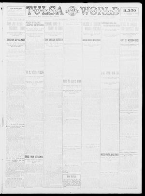 Primary view of object titled 'Tulsa Daily World (Tulsa, Okla.), Vol. 9, No. 93, Ed. 1 Friday, January 2, 1914'.