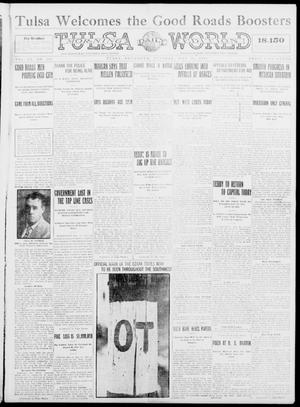 Primary view of object titled 'Tulsa Daily World (Tulsa, Okla.), Vol. 9, No. 212, Ed. 1 Tuesday, May 26, 1914'.