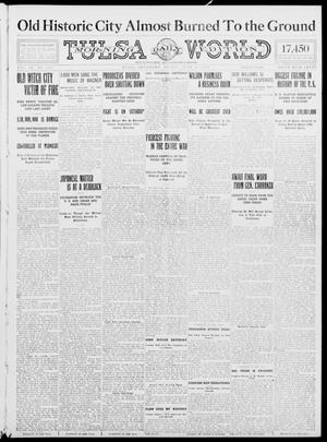 Primary view of object titled 'Tulsa Daily World (Tulsa, Okla.), Vol. 9, No. 238, Ed. 1 Friday, June 26, 1914'.