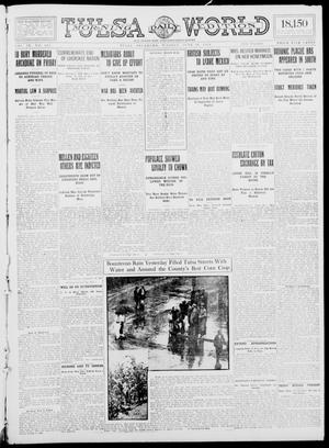 Primary view of object titled 'Tulsa Daily World (Tulsa, Okla.), Vol. 9, No. 241, Ed. 1 Tuesday, June 30, 1914'.