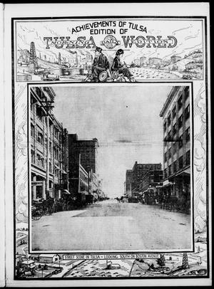 Primary view of object titled 'Tulsa Daily World (Tulsa, Okla.), Ed. 2 Tuesday, May 18, 1915'.