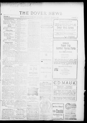 Primary view of object titled 'The Dover News (Dover, Okla.), Vol. 14, No. 20, Ed. 1 Thursday, August 27, 1914'.