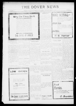 Primary view of object titled 'The Dover News (Dover, Okla.), Vol. 16, No. 4, Ed. 1 Thursday, May 4, 1916'.