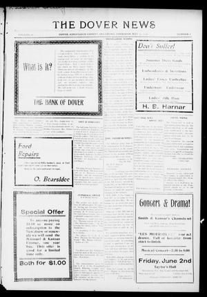 Primary view of object titled 'The Dover News (Dover, Okla.), Vol. 16, No. 7, Ed. 1 Thursday, May 25, 1916'.